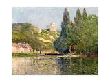 Chateau-Gaillard  Normany  1903