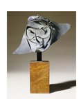 Head of a Man; Tete d'Homme  1927