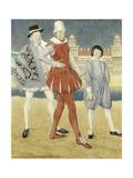 Mercutio and Benvolio - Romeo and Juliet  1927