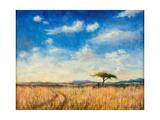 Mara Landscape  2012