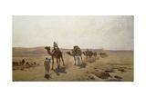 An Arab Caravan  1903