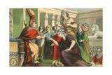 Joseph Made Ruler over the Land of Egypt