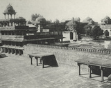 The Deserted City of Fatehpur Sikri  January 1912