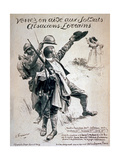 Come to the Aid of the Soldiers of Alsace and Lorraine  1916
