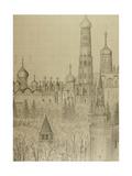 The Moscow Kremlin  1972