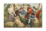 Joseph's Brethren Finding the Money in their Sacks