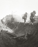 In a Gallant Assault We Pierce the Vaunted Hindenberg Line at Bellicourt to a Depth of Three Miles