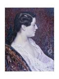 Femme Aux Seins Nus  1907