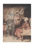 Frontispiece - a Christmas Carol  1915