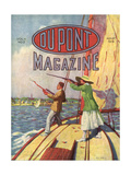 The 1919 Grand American Handicap Trapshooting Tournament  Front Cover of the 'Dupont Magazine' …