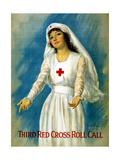 Third Red Cross Roll Call  1918