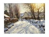 First Snow  1923