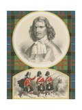 Sir Ewen Cameron of Locheil The Seventy-Ninth  'Or Cameron Highlanders'