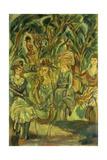 Women in the Park; Femmes Dans Le Parc  1917