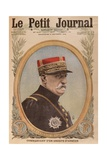General de Castelnau  Front Cover Illustration from 'Le Petit Journal'  Supplement Illustre  17th…