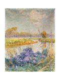 La Lys - de Leie  c 1902