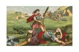 David Kills Goliath