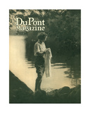 Front Cover of the 'Dupont Magazine'  June 1923