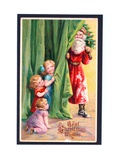 Christmas Postcard  c1907