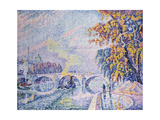 Pont Royal  Autumn; Pont Royal  Automne  1930