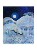 Snowy Peace  2011