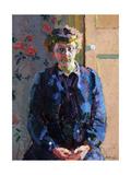 Portrait of Sylvia Gosse  1912