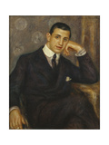 Portrait d'Henry Bernstein  1910