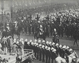 King George V at the State Entry into Delhi  December 7th 1911