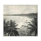Mount Lavinia Bay  Ceylon  February 1912