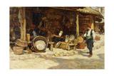 Metalworkers  Sarajevo  Bosnia  1902