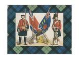 The 'Black Watch ' or Forty-Second Royal Highlanders