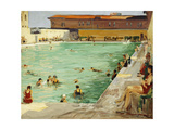 The Peoples' Pool  Palm Beach  1927