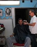 Barbershop  Havana  Cuba