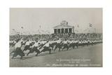 Twelth German Gymnastics Festival  Leipzig  13 July 1913 Postcard Sent in 1913