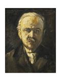 Self-Portrait; Selbstbildnis  c 1924