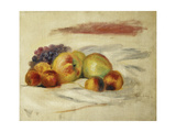 Apples and Grapes; Pommes et Raisins  c 1910