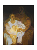Mother and Child; Mere et Enfant  1922