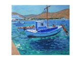The Harbour  Tinos  2012