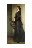 The Lady in Black  1901