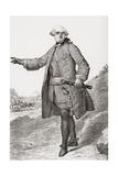 Louis Charles César Le Tellier known as the Duke of Estrées  1695  1771 French Military…