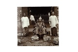 His Highness Oba (King) Aderemi I  the Oni of Ile Ife  Yorubaland  Nigeria  c1930