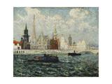Les Pavillons  Paris Exposition Internationale  1900  1900