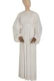White Silk Jersey Grecian Wedding Gown  Yves Saint Laurent  1973