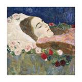 Miss Ria Munk on Her Deathbed; Fraulein Ria Munk Auf Dem Totenbett  c1910