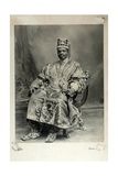 Ladapo Samuel Ademola  Later the 7th Alake of Abeokuta  England  1904