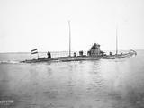 German U-Boat  c1915