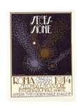 'Secessione'  Second International Art Exhibition  1914