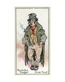 The Artful Dodger  from 'Oliver Twist'  by Charles Dickens  1923