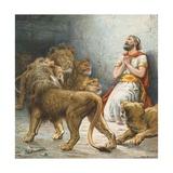 Daniel in the Lion's Den