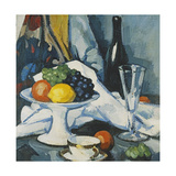 Fruit and Wine  c 1922